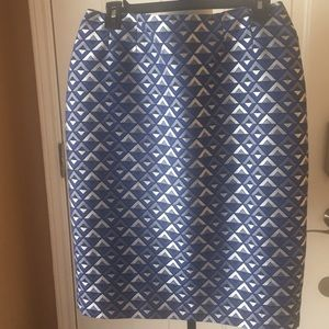 Jones Studio midi skirt size 4